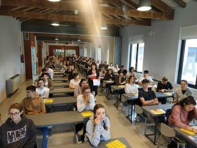 167 alumnes del Pirineu inicien avui les proves de la selectivitat a la Seu d'Urgell