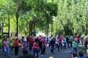 200 persones de la Seu i Andorra participen en la Diada Esportiva de la Gent Gran
