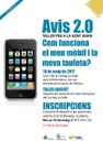 'Avis 2.0', taller gratuït per aprendre a fer anar mòbils i tauletes