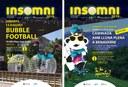 'Bubble football' i caminada amb lluna plena, noves propostes del programa Insomni