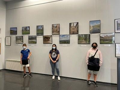 'Fotografiem la Seu', exposició de fotos dels i les joves del Servei d'Atenció Diürna amb la col·laboració del Punt Òmnia