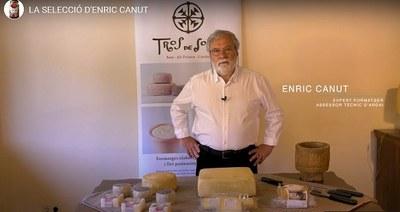 'La selecció d'Enric Canut', nova proposta de l'aula de tast online de la Fira de Sant Ermengol