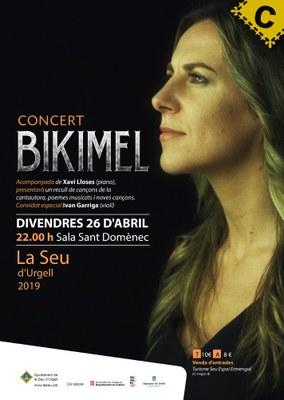 'No ben bé', la nova gira de Bikimel arriba a la Seu d'Urgell