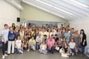 32 parelles de padrins i alumnes del projecte 'Ens escrivim' celebren la trobada de final de curs