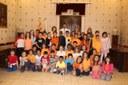 40 alumnes de l'escola Albert Vives visiten l'Ajuntament de la Seu d'Urgell