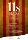 Actes commemoratius per la Diada Nacional de Catalunya a la Seu d'Urgell