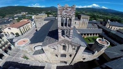 Actualitzades les visites virtuals 3D del centre històric de la Seu d'Urgell