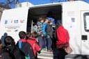 Alumnes de la Seu d'Urgell aprenen com es recullen dades sobre l'estat de l'aire de la ciutat