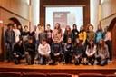 Alumnes de l'institut La Valira presenten l'APP BALL CERDÀ