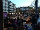 Alumnes i professorat de l'Escola Municipal de Música de la Seu d'Urgell omplen de música nadalenca la ciutat