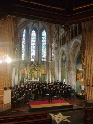 Alumnes i professors de l'Escola Municipal de Música de la Seu d'Urgell participen en el Festival de Joves Músics Europeus a Holanda