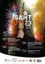 Amb l'arribada de la Flama del Canigó, la Seu d'Urgell enceta la celebració de la Nit de Sant Joan