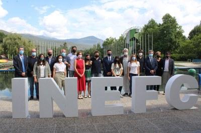 """Arrenca INEFC Pirineus a la Seu d'Urgell que suposarà """"un abans i un després"""" per al territori"""