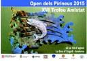 Arrenca l'Open dels Pirineus 2015-XVIè Trofeu Amistat de pesca a mosca