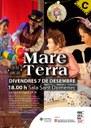 Arriba a la Seu d'Urgell 'Mare Terra', espectacle infantil sobre l'origen de la vida amb la Companyia del Príncep Totilau