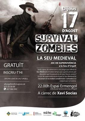 """Canvi de data del joc """"Survival Zombies la Seu Medieval"""""""