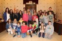 Celebrat el ple de final de curs del Consell Municipal d'Infants