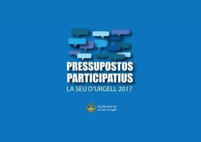 Comença la fase de votació dels pressupostos participatius, fins al 30 de juliol