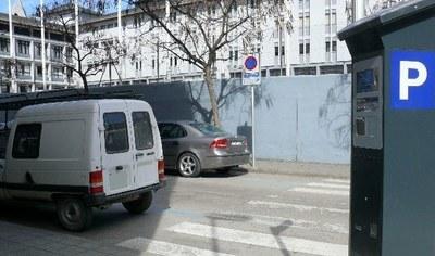Dilluns tornaran a ser operatives les zones d'estacionament regulat de la Seu d'Urgell