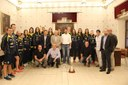El Cadí la Seu ofereix a la ciutat el títol de Campió de Lliga Catalana Femenina