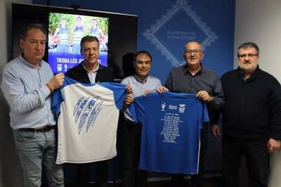 El comerç i l'hostaleria urgellencs es bolquen amb el Cadí La Seu en la seva participació a la Copa de la Reina de Bàsquet