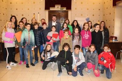 El Consell Municipal d'Infants de la Seu d'Urgell celebra el primer plenari del curs 2018-2019