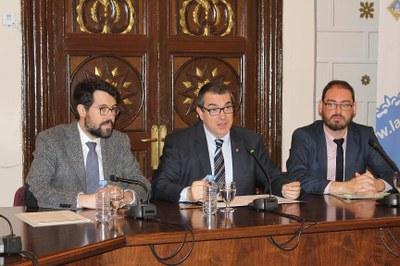 El conseller Jané presenta el nou conveni RESCAT