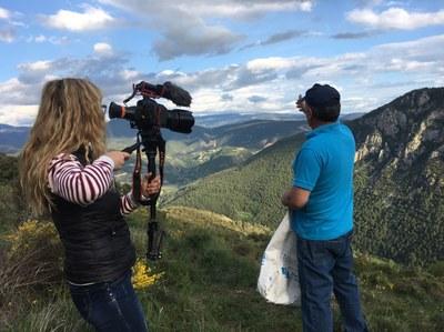 """El documental """"Units per les Muntanyes"""" dirigit per Eva Clausó s'emetrà aquest dimecres per Esport3"""