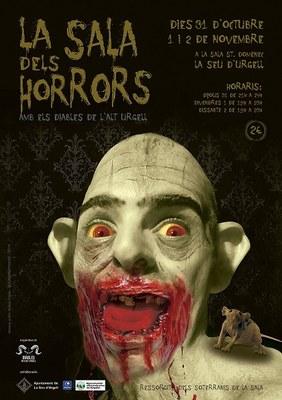 El Grup de Diables de l'Alt Urgell organitza novament la 'Sala dels Horrors'