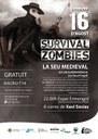 El joc 'Survival Zombies la Seu Medieval', proposta innovadora de l'agenda jove d'estiu