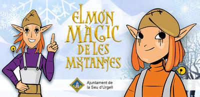 El Món Màgic de les Muntanyes proposa activitats familiars i educatives per fer-les a casa aquest Nadal