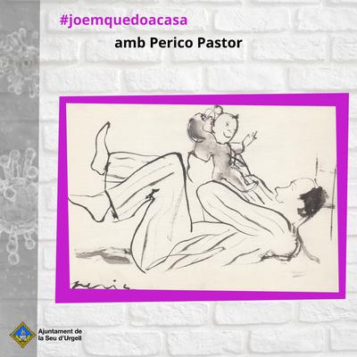 El nou dibuix del Perico Pastor proposa gaudir de la família