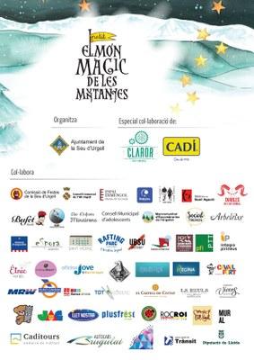 El Parc Infantil de Nadal de la Seu d'Urgell obre portes aquest divendres 27 de desembre