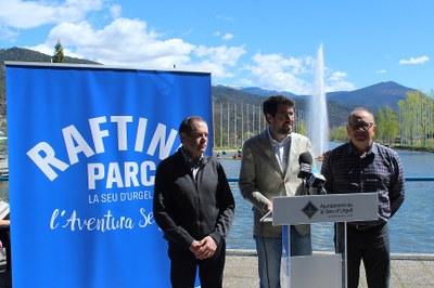 El Parc Olímpic del Segre inicia una nova etapa per esdevenir un referent del turisme d'oci familiar a Catalunya