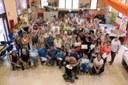 El Punt Òmnia de la Seu d'Urgell lliura 237 diplomes als 248 participants dels 35 tallers del curs 2017-2018