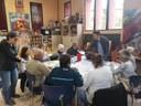 El Punt Òmnia de la Seu d'Urgell acull una sessió del procés participatiu per construir l'Òmnia del Futur