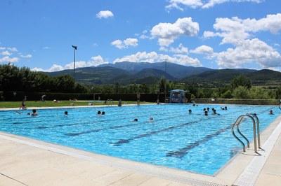 El Servei d'Esports convoca 11 places per cobrir les activitats esportives d'estiu i la piscina municipal