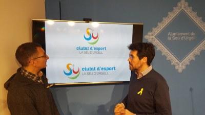 El Servei Municipal d'Esports presenta la seva nova imatge que identifica la Seu d'Urgell com a ciutat ideal per fer esport