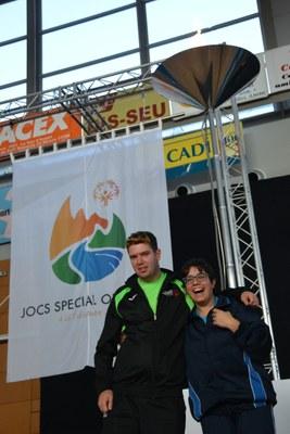 El Territori Special conclou amb el descobriment del nou logotip dels Jocs Special Olympics 2018 que se celebraran a la Seu d'Urgell i Andorra la Vella
