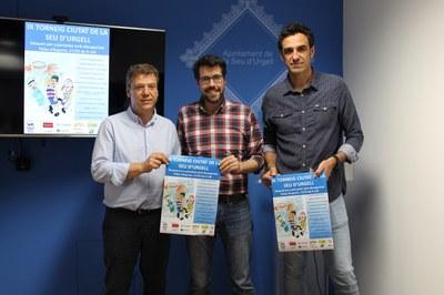 El torneig 'Ciutat de la Seu d'Urgell', bàsquet per a persones amb discapacitat, arriba a la seva novena edició
