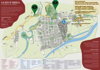 El Tour de France torna a passar per la Seu d'Urgell