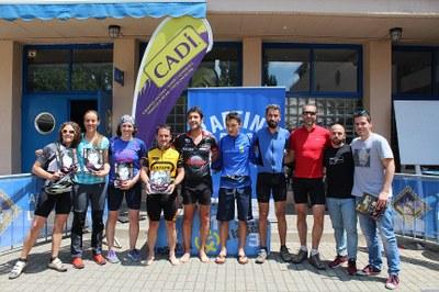 Els 1.035 participants a la 9a edició de l'Escanyabocs consoliden aquesta prova multiesportiva que se celebra al Rafting Parc la Seu d'Urgell