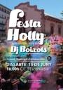 Els alumnes de secundària i batxillerat de la Seu d'Urgell celebraran el final de curs amb una Festa Holly amb l'actuació del Dj. Boixols