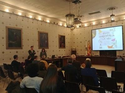 Els bioindicadors de la Seu d'Urgell reflecteixen el bon estat ambiental de la ciutat