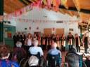 Els padrins i padrines de la Seu d'Urgell, de ple en la  seva festa commemorativa