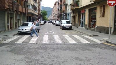 En marxa la licitació de les obres de millora en diversos carrers de la Seu d'Urgell
