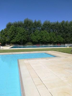 Entrada gratuïta per tothom a la piscina municipal de la Seu d'Urgell a causa de l'onada de calor