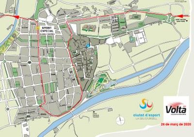 Es necessiten persones voluntàries per col·laborar en el control de cruïlles en l'etapa de la Volta Ciclista a Catalunya al seu pas per la Seu d'Urgell