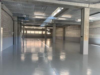 Es posa en funcionament el nou centre de serveis per a les brigades municipals de la Seu d'Urgell