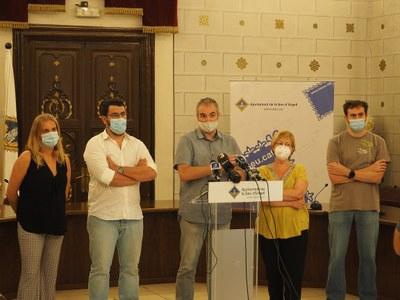 Es suspèn la Festa Major de la Seu d'Urgell a causa de la situació epidemiològica per la COVID-19 a la ciutat